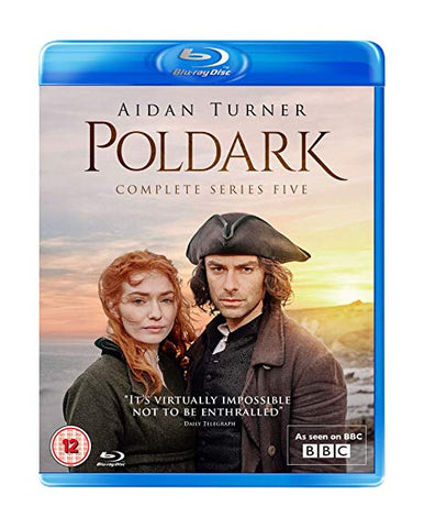 Poldark Series 5 Blu-Ray DVD