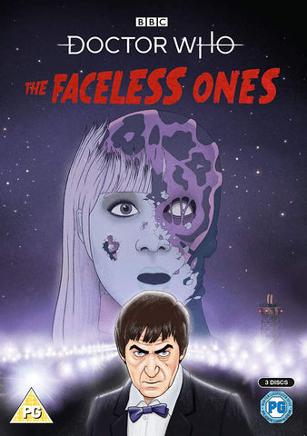 Classic Doctor Who - The Faceless Ones DVD