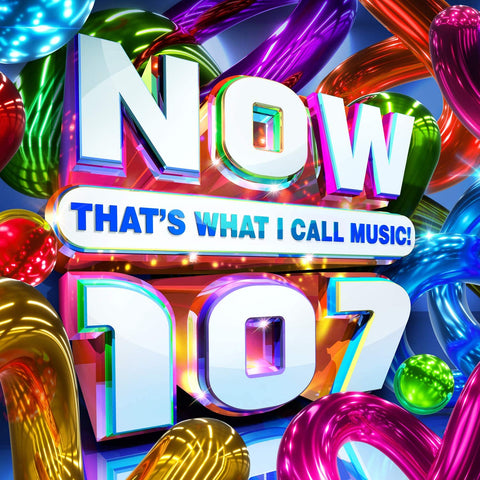 Now Thats What I Call Music! 107 - Little Mix Sent Sameday* AUDIO CD