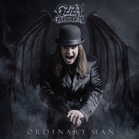Ozzy Osbourne - Ordinary Man Sent Sameday* AUDIO CD