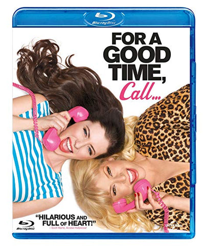 For A Good Time, Call... [Blu-ray] Blu-ray
