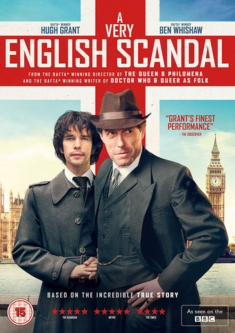VERY ENGLISH SCANDAL A DVD