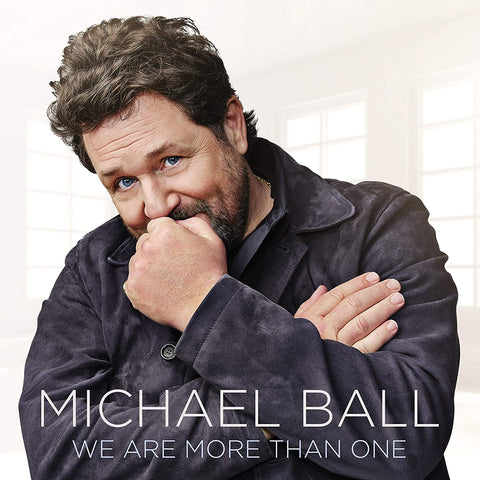Michael Ball - We Are More Than One Sent Sameday* AUDIO CD