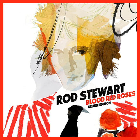 Rod Stewart - Blood Red Roses (Deluxe) Audio CD