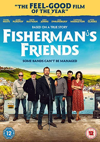 Fishermans Friends DVD