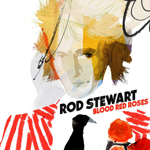 Rod Stewart - Blood Red Roses Audio CD