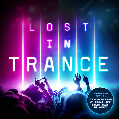 Lost In Trance - Tiesto ATB Chicane Audio CD