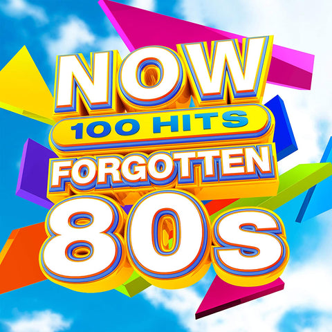 NOW 100 Hits Forgotten 80s - Level 42 AUDIO CD