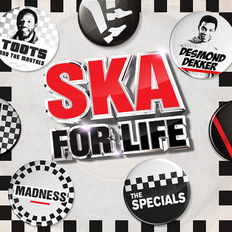 SKA For Life - Madness The Beat Sent Sameday* AUDIO CD