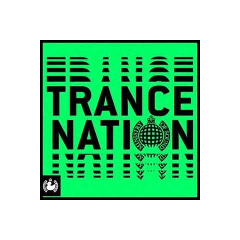 (MoS) Trance Nation - Ministry Of Sound Audio CD