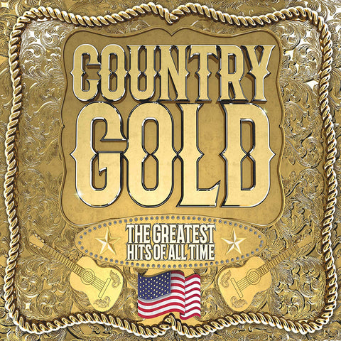 Country Gold (MOS) - Ministry Of Sound Sent Sameday* Audio CD