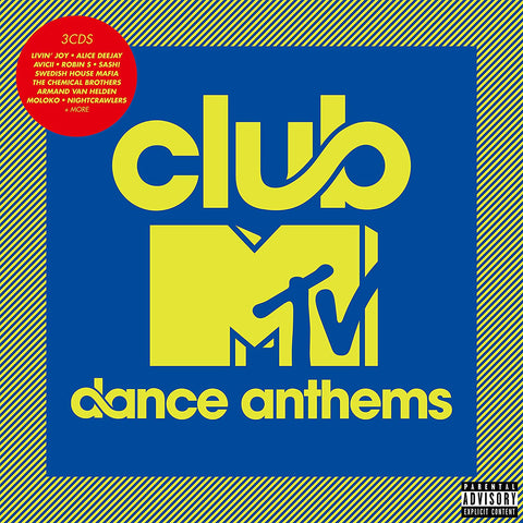 Club MTV Dance Anthems - Moloko Ultra Nate Ian Van Dahl Sent Sameday* Audio CD