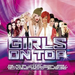 Girls on Top - Various Artists Audio CD