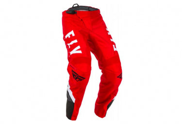 Fly F-16 Youth MX Pant red