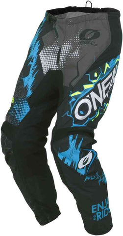 ONeal Element Vallain Youth MX Pant Gray
