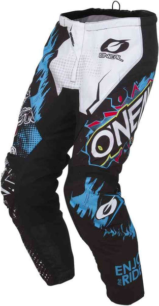 ONeal Element Vallain Youth MX Pant White