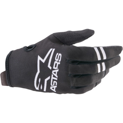 Alpinestars Radar Handschuhe black / white