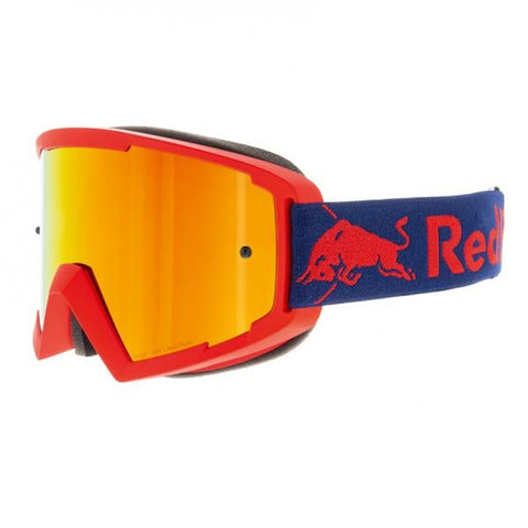 Red Bull Spect MX Brille Whip red