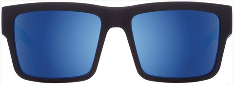 SPY OPTIC Sonnenbrille Montana Soft Matte Black/Navy Tor