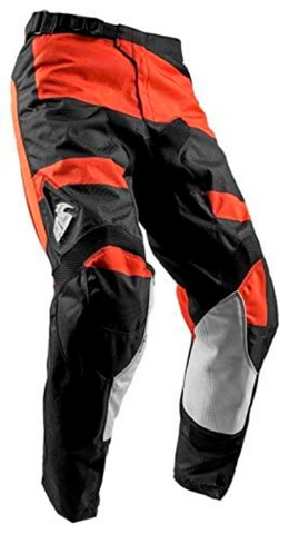 Thor Pulse Level Youth MX Pant black / orange