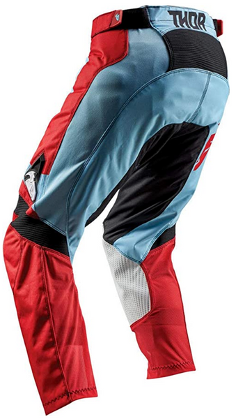 Thor Pulse Level S8 MX Pant red / blue