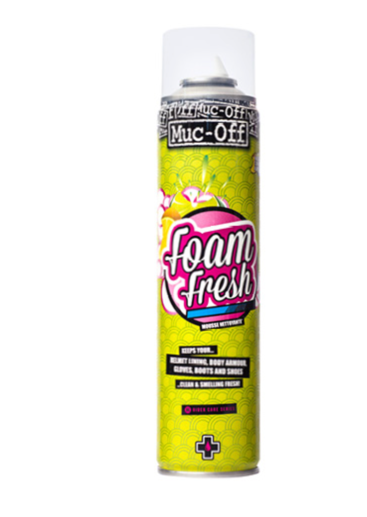 Muc-Off Innenhelm Reiniger *Foam Fresh* 400ml