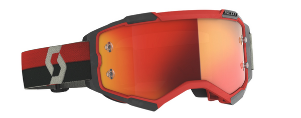SCOTT Goggle Fury // Orange Chrome