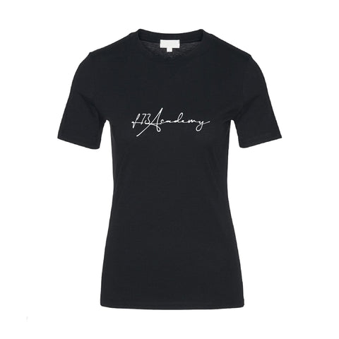 "F73 ""SIGNATURE"" T-Shirt Damen - schwarz"