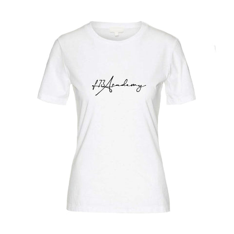 "F73 ""SIGNATURE"" T-Shirt Damen - weiß"