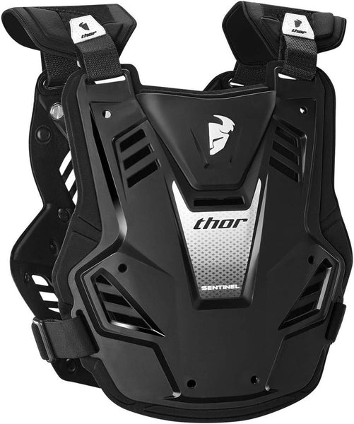 Thor Sentinel GP Youth MX Brustpanzer black / white