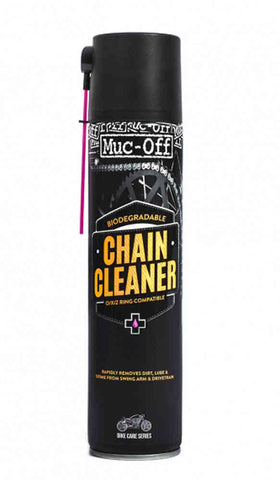 MUC-OFF BIODEGRADABLE Kettenreiniger 400ML