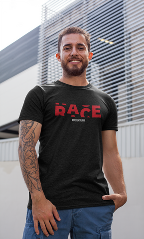T-Shirt -Race Slot- red/black