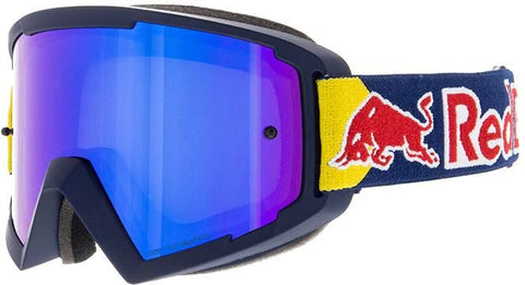 Red Bull Spect MX Brille Whip dark blue