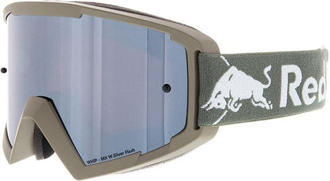 Red Bull Spect MX Brille Whip warm gray