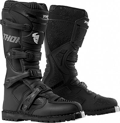 Thor BLITZ XP S9 OFFROAD BOOTS black