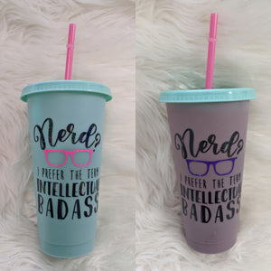 Color Changing Nerd Cup