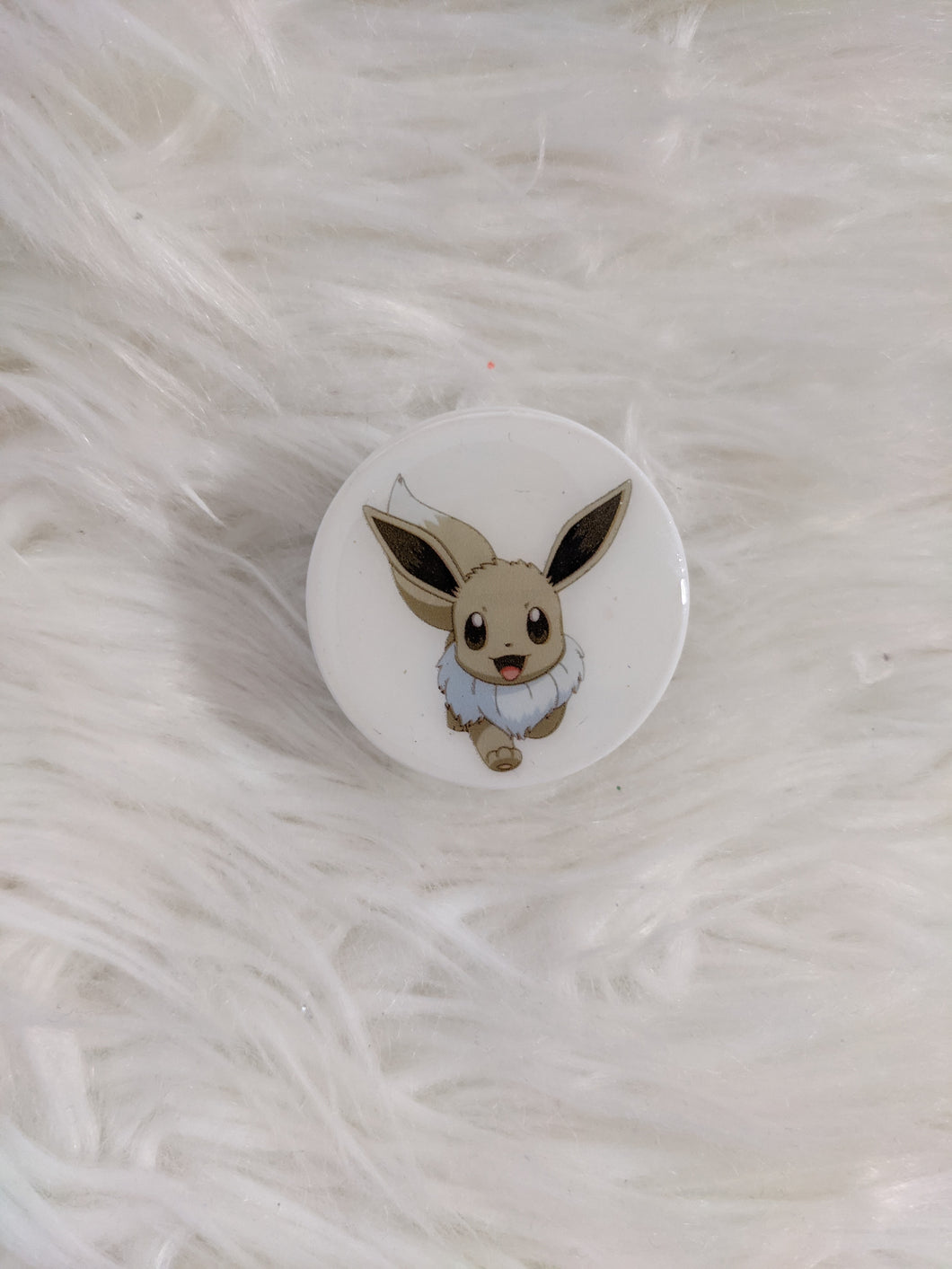 Eevee phone grip (no glitter)