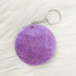 Love and Light Keychain