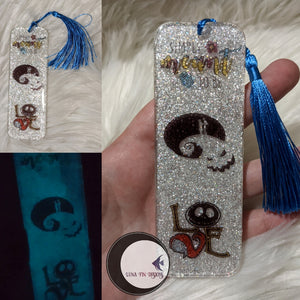 Glow in the Dark Bookmark