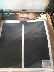 14w superior heat mat