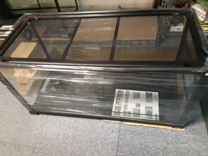 100 cm X 45 cm X 50 cm Glass Sliding Door Terrarium