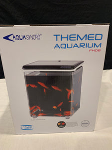 Clarity Aquarium Kit-Flip up lid 8L (2gal)