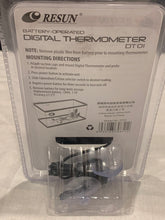 Digital Thermometer Battery included