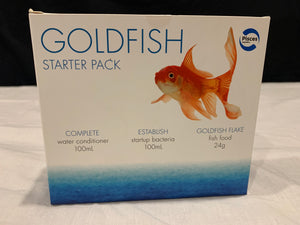 Gold fish starter pack