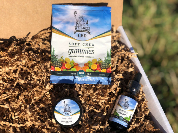 'Sampler #2' CBD Gift Pack