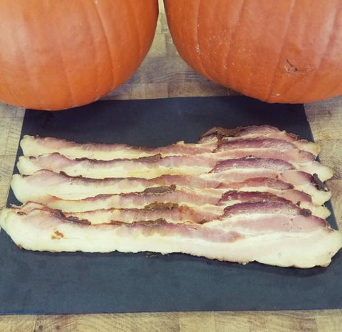 Pumpkin Spiced Bacon