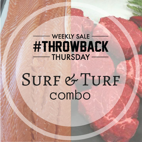 TBT: Surf and Turf Combo