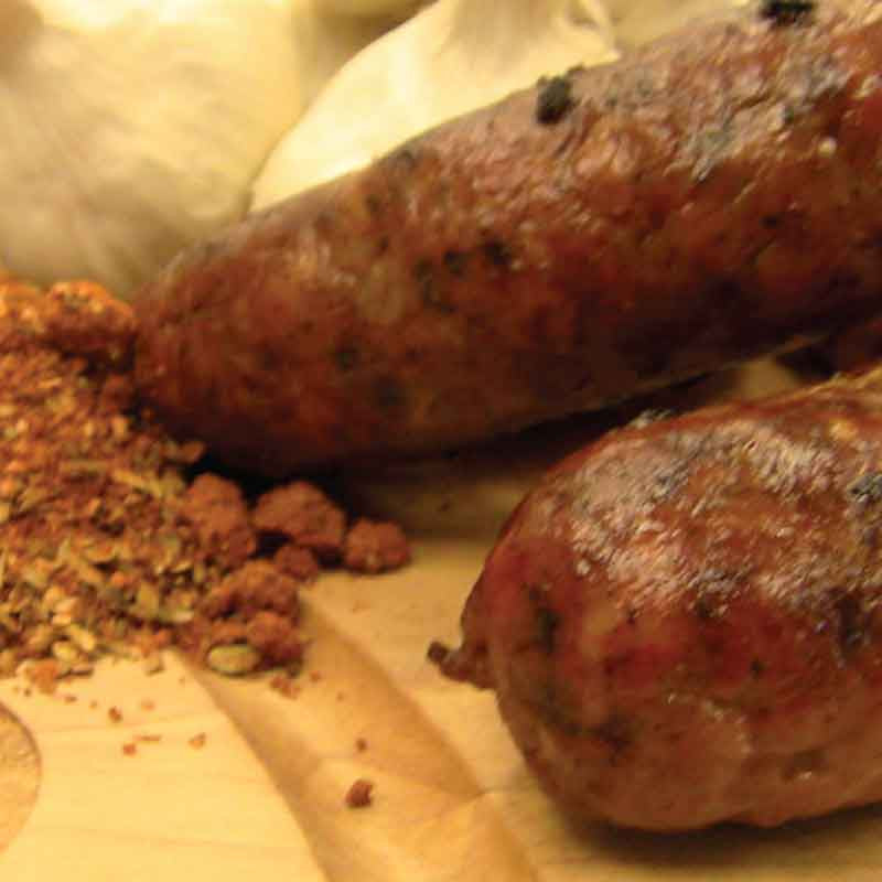 Garlic Chipotle Sausage