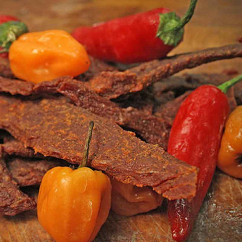 Ghost Pepper (Crazy Hot) Beef Jerky