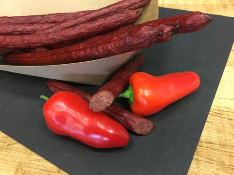 Jalepeno Butcher Beef Sticks